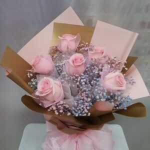 Modern Wrapping Bouquet